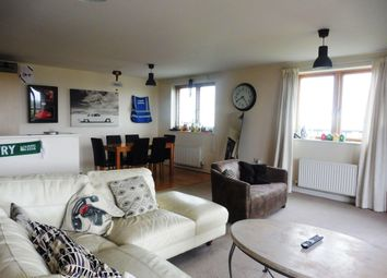 Thumbnail 2 bed flat to rent in Huntley Crescent, Campbell Park, Milton Keynes