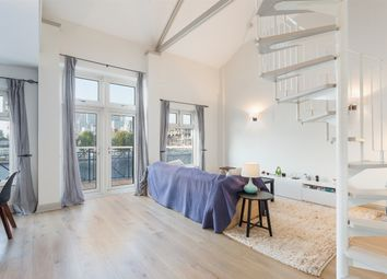 Thumbnail 2 bed flat for sale in Quay View Apartments, Arden Crescent, London