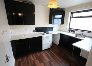 Thumbnail 2 bedroom flat to rent in Milkstone Road, Deeplish, Rochdale