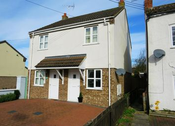 Thumbnail 2 bed semi-detached house to rent in George Street, Brandon, Suffolk