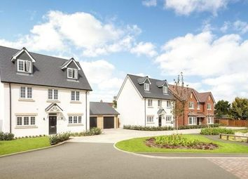 Thumbnail 4 bed detached house for sale in Sopwith Grange, Greenacres, Duxford, Cambridgeshire