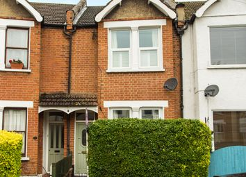 Thumbnail 2 bedroom terraced house for sale in Queens Road, New Malden