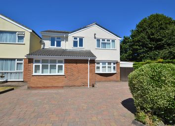 Thumbnail 4 bed detached house for sale in Bideford Close, Wigston