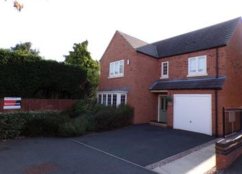 Thumbnail 4 bed detached house for sale in White Lady Court, Ravenshead, Nottingham, Nottinghamshire