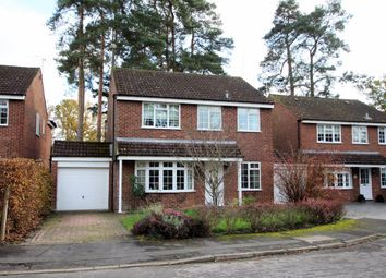 Thumbnail 4 bed detached house for sale in Finchampstead, Wokingham