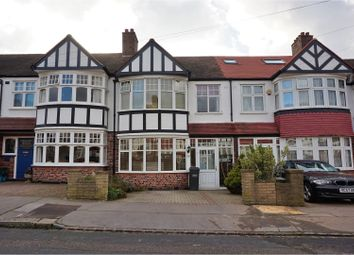 Thumbnail 3 bed terraced house for sale in Norhyrst Avenue, London