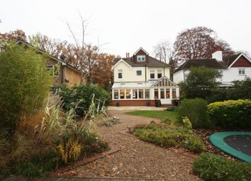 Thumbnail 5 bedroom detached house to rent in Dartnell Park Road, W Byfleet