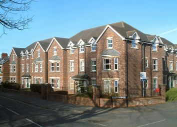 Thumbnail 2 bed flat to rent in Whitewell Close, Nantwich