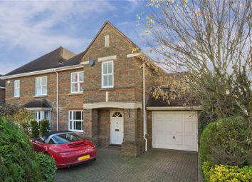 Pemberton Place, Carrick Gate, Esher, Surrey KT10. 3 bed semi-detached house for sale