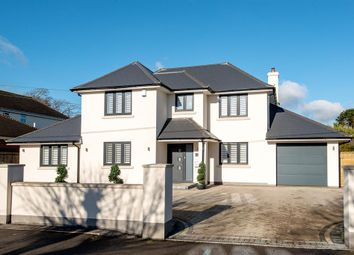 Thumbnail 4 bed detached house for sale in 12 Chestnut Avenue, Barton On Sea, New Milton, Hampshire