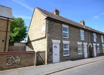 Thumbnail 2 bed cottage to rent in Clay Street, Soham, Ely