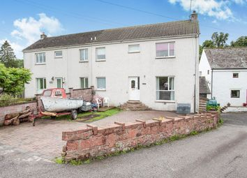 Thumbnail 3 bed semi-detached house for sale in Cairnspray, East Cluden Village, Dumfries