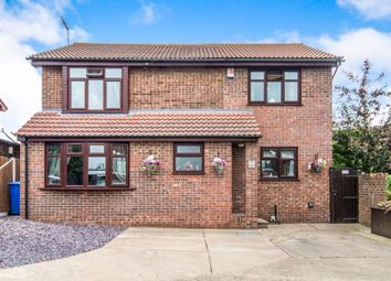 Thumbnail 4 bed detached house for sale in Pembrooke Way, Lowestoft
