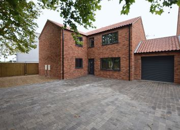 Thumbnail 4 bed detached house for sale in Lincoln Road, Saxilby, Lincoln