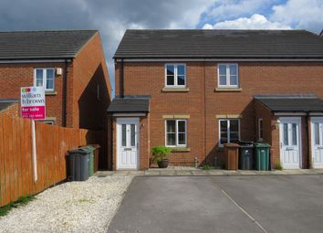 Thumbnail 2 bed end terrace house for sale in St. Mathew Way, Leeds