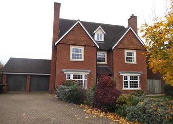 Thumbnail 5 bed detached house for sale in Edenbridge Close, Weston, Crewe, Cheshire