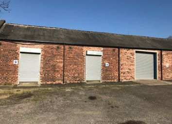 Thumbnail Light industrial to let in Biscay Lane, Rotherham