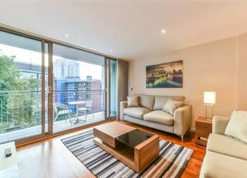 Thumbnail 2 bed flat to rent in 7 Millennium Court, 264 Waterloo Road, London