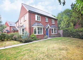 Thumbnail 3 bed semi-detached house for sale in Compton Way, Sherfield-On-Loddon, Hook