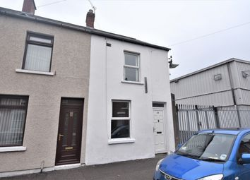 Thumbnail 2 bed end terrace house to rent in Connaught Street, Belfast
