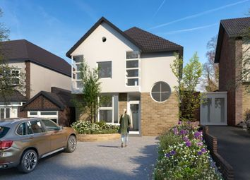 Thumbnail 4 bedroom detached house for sale in Overton Drive, London