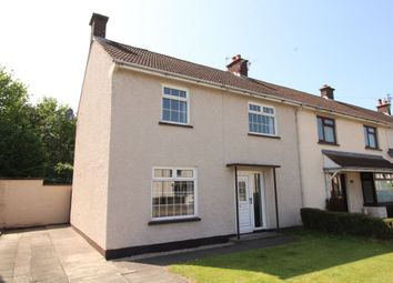 Thumbnail 3 bed terraced house for sale in Ardmillan Crescent, Comber, Newtownards