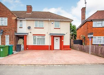 Ross Crescent, Watford, Hertfordshire WD25. 3 bed end terrace house