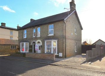 Thumbnail 3 bed semi-detached house for sale in High Street, Warboys, Huntingdon, Cambridgeshire