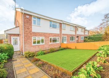 Thumbnail 4 bedroom end terrace house for sale in Waun Fach, Pentwyn, Cardiff