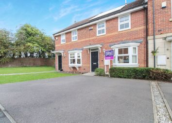 Thumbnail 3 bed town house for sale in Avalon Drive, Chellaston, Derby