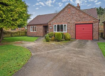 Thumbnail 2 bed detached bungalow for sale in Lincoln Road, Holton-Cum Beckering