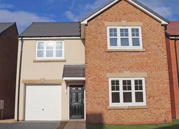3 bed detached house for sale in King Oswy Drive, Hartlepool TS24