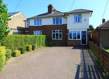 Thumbnail 3 bed semi-detached house to rent in Maldon Road, Great Baddow, Chelmsford, Essex