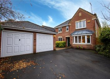 Thumbnail 4 bed detached house for sale in Rayner Drive, Arborfield, Reading