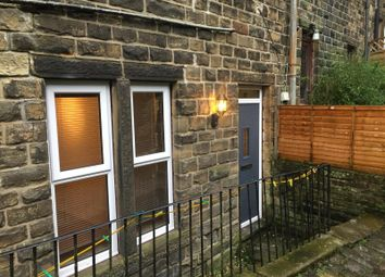 Thumbnail 1 bed flat to rent in River Street, Haworth, Keighley