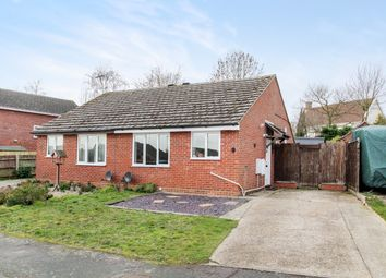 Thumbnail 2 bed bungalow for sale in Anderson Close, Needham Market, Ipswich
