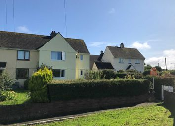 Thumbnail 3 bed semi-detached house to rent in Insworke Crescent, Millbrook, Torpoint