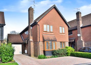 Thumbnail 4 bed link-detached house for sale in East Grinstead, West Sussex