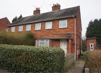 Thumbnail 1 bed flat for sale in Redfern Road, Uttoxeter
