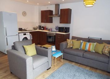 Thumbnail 2 bed flat for sale in St. Crispins Court, Stockwell Gate, Mansfield, Nottinghamshire