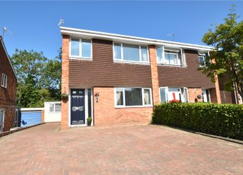 Thumbnail 3 bed semi-detached house for sale in Yew Tree Hill, Droitwich, Worcestershire