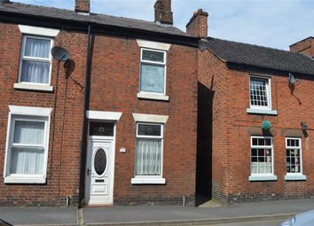 Thumbnail 1 bed end terrace house for sale in Queen Street, Leek
