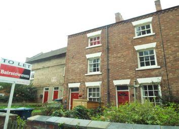 Thumbnail 3 bed terraced house to rent in Church Street, Ruddington