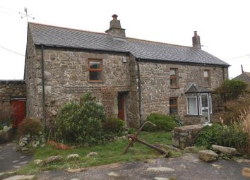 Thumbnail 3 bed detached house to rent in Trevalgan, St Ives