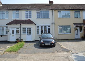 Thumbnail 3 bed terraced house to rent in Beechwood Gardens, Rainham