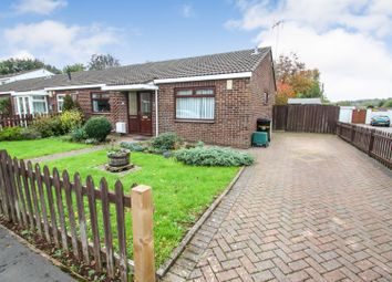 Thumbnail 2 bedroom semi-detached bungalow for sale in Stonechat Gardens, Stapleton