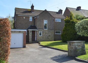 Thumbnail 3 bedroom detached house for sale in Burley Lane, Quarndon, Derby