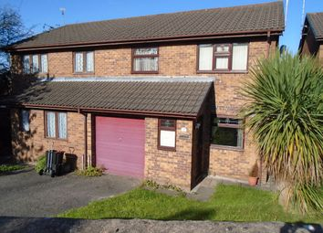 Thumbnail 3 bed semi-detached house for sale in Waen Road, Coedpoeth, Wrexham