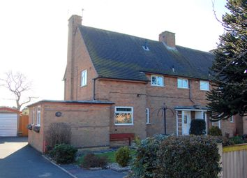 Thumbnail 3 bed semi-detached house for sale in Greenfields, Gnosall, Stafford
