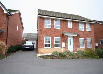 Thumbnail 4 bed detached house for sale in Melrose Mews, Auckley, Doncaster